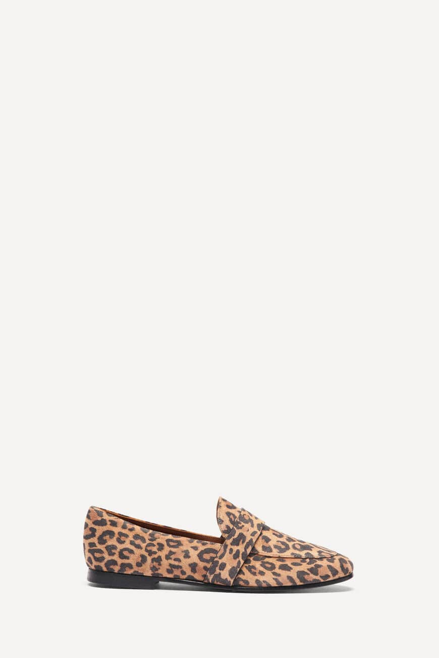 LOAFERS LCAMPBELL SHOES LEOPARD