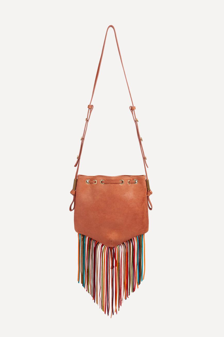 POUCH-BAG SPARROW Sac et accessoires TAN BA&SH